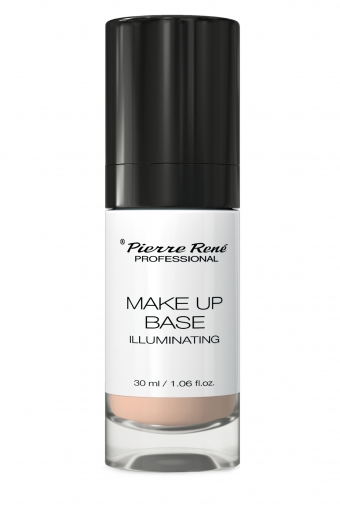 Illuminating Make Up Base База под макияж со светоотражающими частицами,30 мл